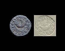 Medieval 'Roger Trule' Seal Matrix