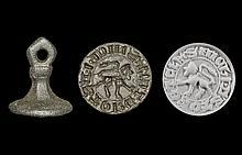 Medieval Nicholas of Stoneteli Seal Matrix