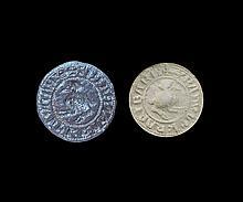 Medieval 'Randulf Raribari' Seal Matrix