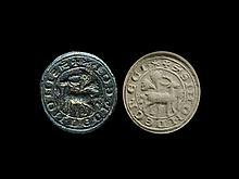 Medieval 'Simon of Crécy' Seal Matrix