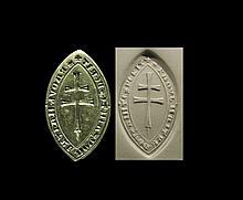 Medieval 'Raul, Master of Saint Esperit' Seal Matrix