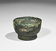 Medieval Ornamented Bowl