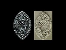 Medieval 'St Laurence of Rome' Seal Matrix