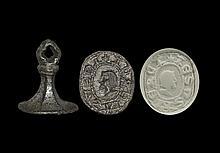 Medieval 'Thank You Jesus' Seal Matrix