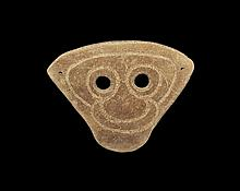 South East Asian Funerary Mask