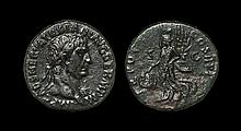 Ancient Roman Imperial Coins - Trajan - Victory As
