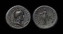 Ancient Roman Imperial Coins - Galba - Libertas Sestertius