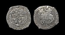English Stuart Coins - Charles I - Halfcrown
