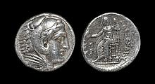 Ancient Greek Coins - Macedonia - Alexander III - Zeus Tetradrachm