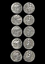 Ancient Greek Coins - Macedonia - Philip II - Tetradrachm Group [5]