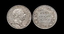 English Milled Coins - George III - 1816 - 18 Pence Bank of England Token