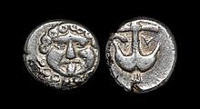 Ancient Greek Coins - Thrace - Apollonia - Anchor Drachm