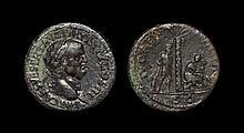 Ancient Roman Imperial Coins - Vespasian - Judaea Capta Sestertius