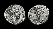 Ancient Roman Imperial Coins - Marcus Aurelius - Mars Denarius