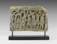 Gandharan Frieze Fragment