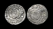 English Medieval Coins - Richard I - London / Ricard - Short Cross Penny