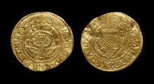 English Stuart Coins - James I - Gold Thistle Crown