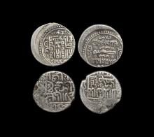 World Coins - Islamic - Silver Dirham Group [2]