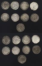 World Coins - Sassanian - Khusru II - Drachm Group [9]