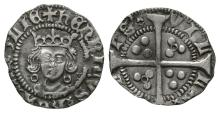 English Medieval Coins - Henry VI - Calais - Annulets Penny