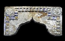 Islamic Painted Stone Arch