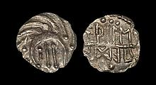 Anglo-Saxon Coins - Primary Phase - Series E - Aethelred Sceatta