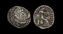 Celtic Iron Age Coins - Atrebates and Regni - Verica - Victory Seated Unit