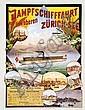 Poster: Oberer Zürich-See