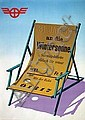 Poster: SBB - Wintersonne