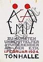 Poster: Akademie