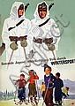 Poster: Wintersport