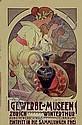 Poster: Gewerbe-Museen