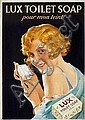 Poster: Lux Toilet Soap