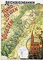 Poster: Reichseisenbahnen