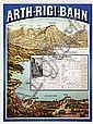 Poster: Arth-Rigi-Bahn