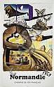 Poster: S.N.C.F.- Normandie
