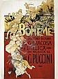 Poster: Bohème