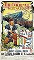 Poster: Tir Cantonal Neuchâtelois