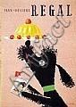 Poster: Regal Dessert