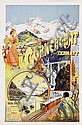 Poster: Gornergrat Zermatt