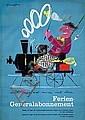 Poster: SBB - Ferien-Generalabonnement