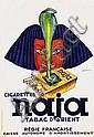 Poster: Cigarettes Naja