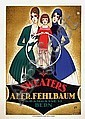 Poster: Alfr. Fehlbaum - Sweaters