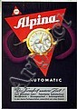 Poster: Alpina Automatic