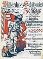 Poster: Schützenfest Zofingen