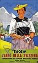 Poster: L'anno della Svizzera
