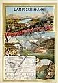 Poster: Vierwaldstätter-See