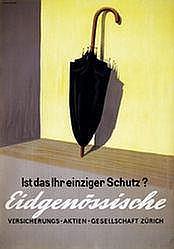 Poster: Eidgenössische Versicherung