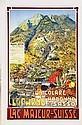 Poster: Locarno-Madonna del Sasso