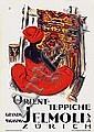 Poster: Jelmoli - Orient-Teppiche